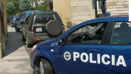 Patos Police chief, Flamur Veliu arrested after is caught drunk driving his car