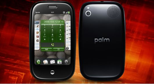 Next Retro-Phone Reboot Looks To Be the Palm Pre