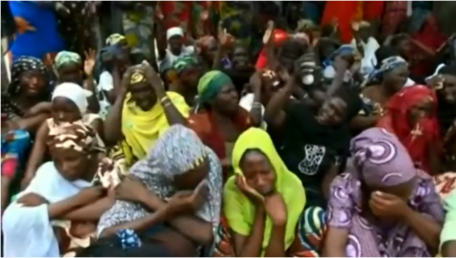boko haram kidnapped 60 girls