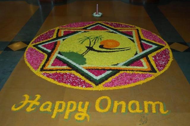 vanitha onam pookalam competition