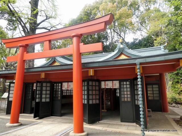 templos en Tokio
