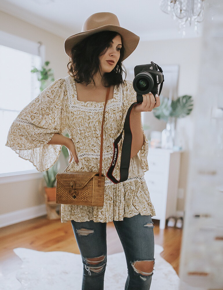 free people, American style, life and messy hair, Samantha Brooke, xo Samantha Brooke, lifestyle blogger, nc blogger, nc photographer