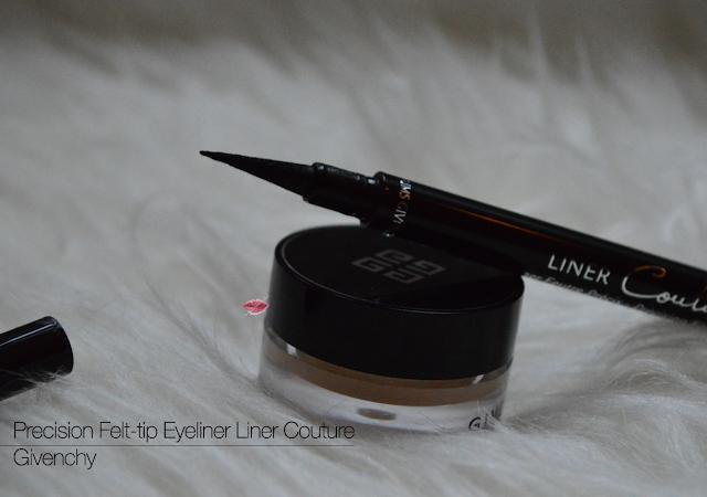 Preferiti di Gennaio con Precision felt-tip eyeliner liner couture