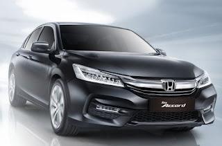 Harga Mobil Honda Accord Bekas