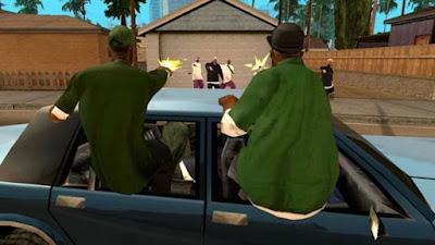 Guide GTA San Andreas Mod Full