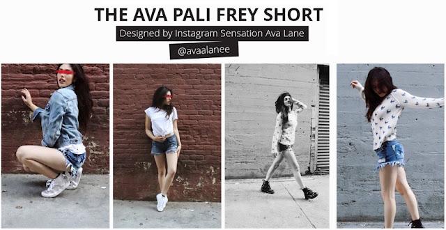 Ava Pali Frey Short