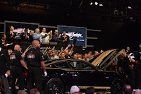 The 2016 Shelby GT-H on the Barrett-Jackson Auction Block