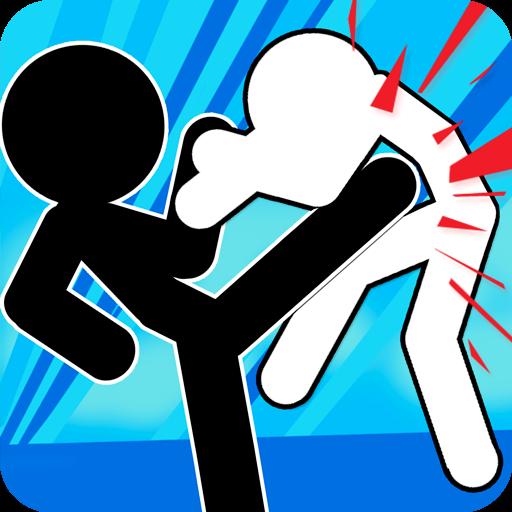 تحميل لعبة Stickman Fighter: Mega Brawl مهكرة نقود لا تنتهي
