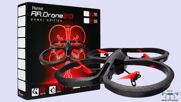 Today nosotros possess got ane of the perfect drone amongst inexpensive cost Parrot AR.DRONE 2.0 Power Edition Review - The Best Cheap Drone