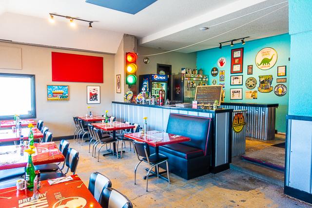 Inside - Gas Full Service Restaurant - St Augustine FL