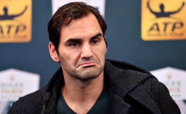 'It was a quick decision': Roger Federer reveals he rejected offer to play in Saudi Arabia... unlike rivals Nadal and Djokovic