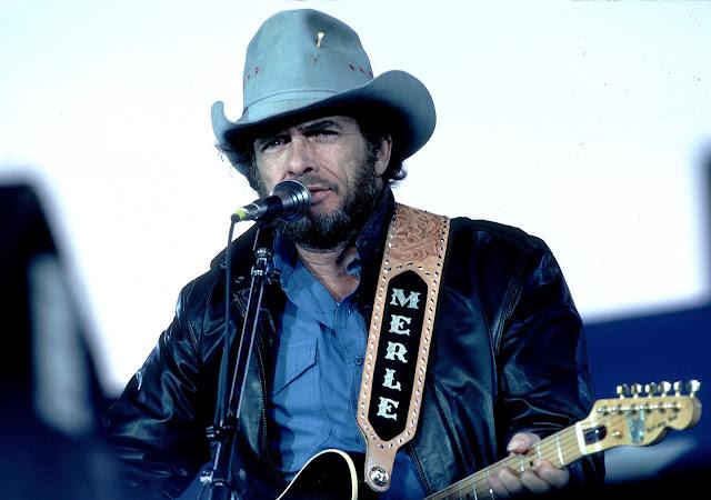 img MERLE HAGGARD, American Country Music Singer, Songwriter, Guitarist,