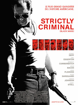 Strictly Criminal poster