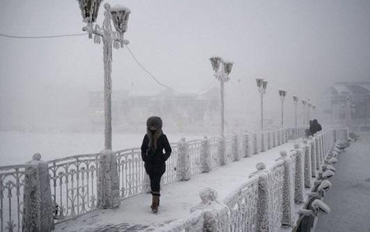 İzole Topluluk: Oymyakon, Rusya