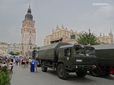 Jelcz 442.32, Wojsko Polskie