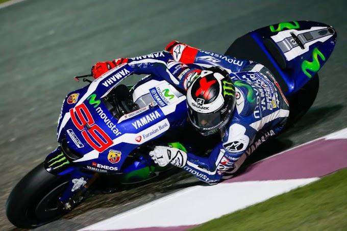 Hasil Akhir Tes Resmi MotoGP di Losail - Lorenzo Menakjubkan!