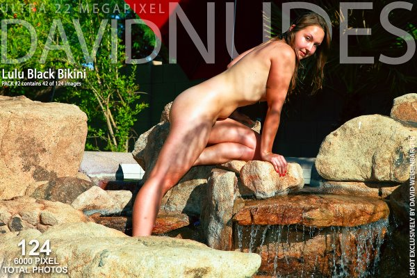 David-Nudes4-25 Lulu - Black Bikini 2 03180