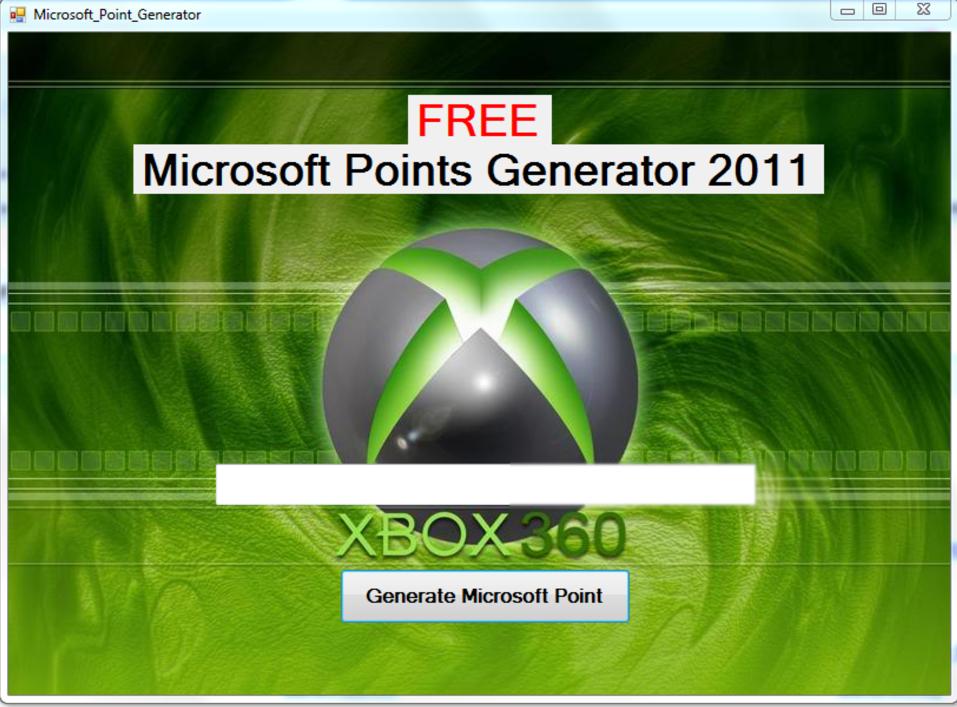 Xbox microsoft points
