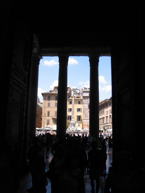 El Panten de Roma  Mi bal de blogs