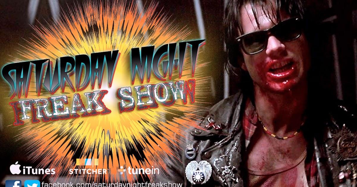 Saturday Night Freak Show Podcast