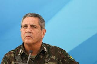 RJ: interventor pede 'sacrifício à sociedade fluminense' por paz social e segurança