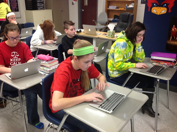 Dcg Middle School Library 7th Grade Science Disease