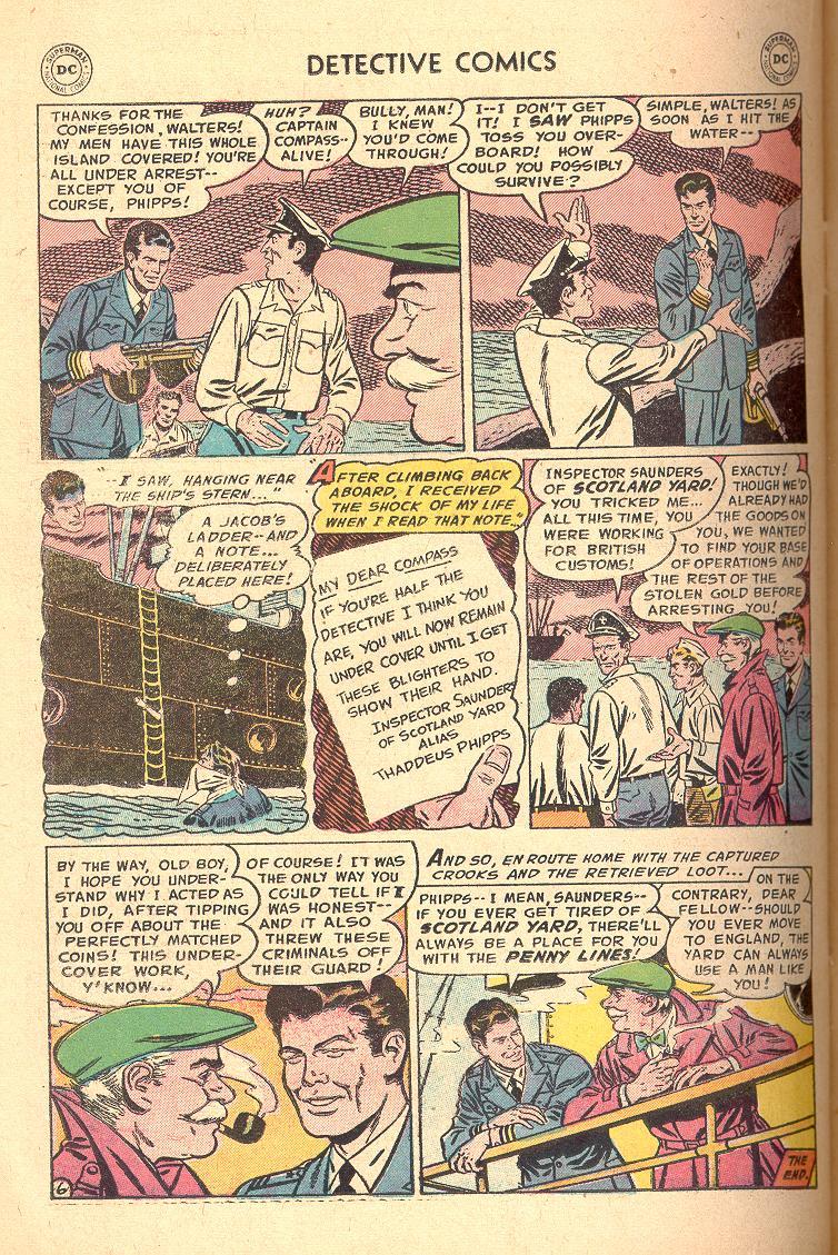 Detective Comics (1937) 222 Page 21