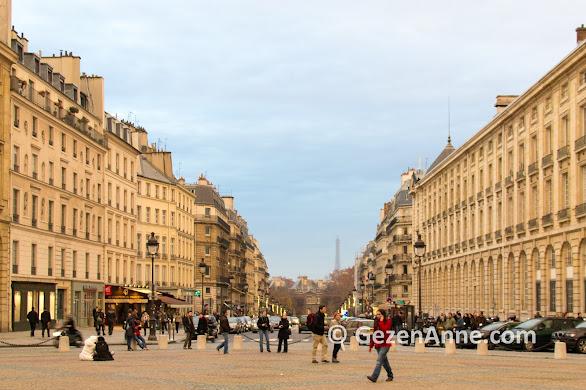 Paris St Germain de Pres'te yürümek çok keyifli