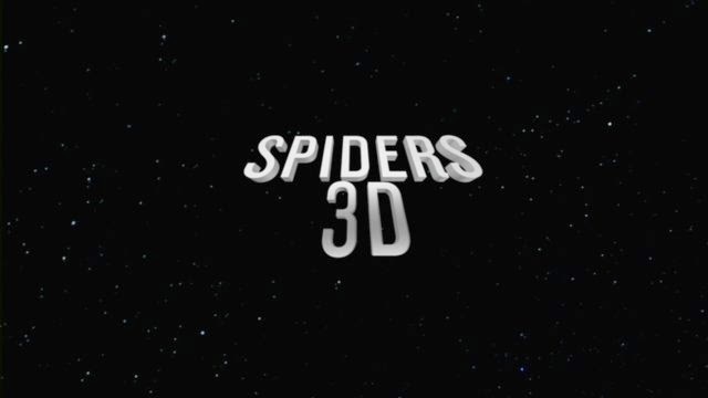 Shameless Pile of Stuff: Movie Review: Spiders 3D