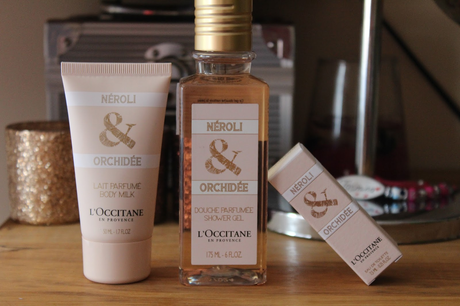 L'occitane en Provence Neroli & Orhideja grupna recenzija