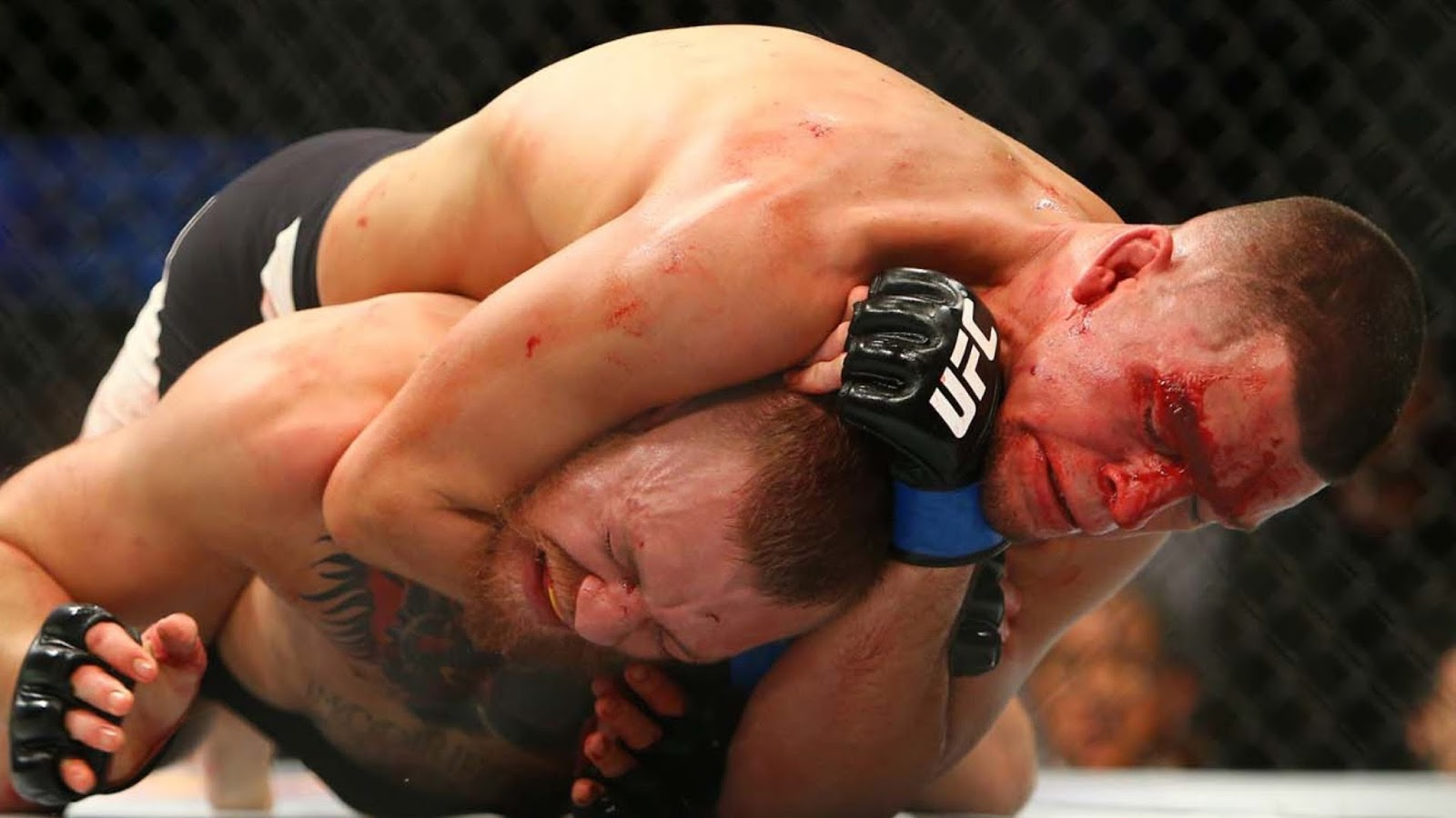CONOR MCGREGOR VS. NATE DIAZ 4