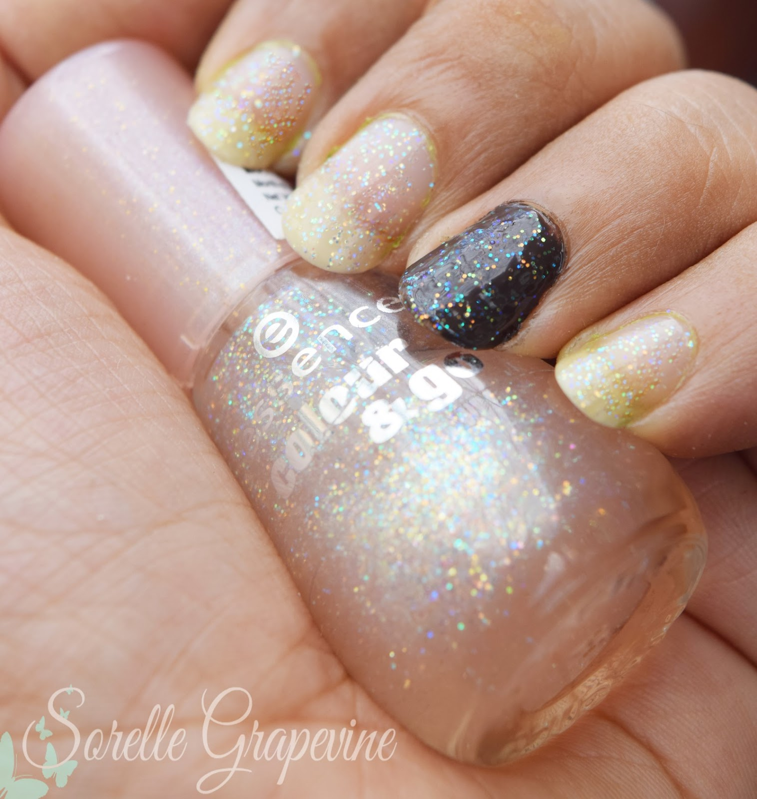 Essence Gel Nail Polish Space Queen: Sorelle GrapevineEssence Color & Go Nail Polishes Its