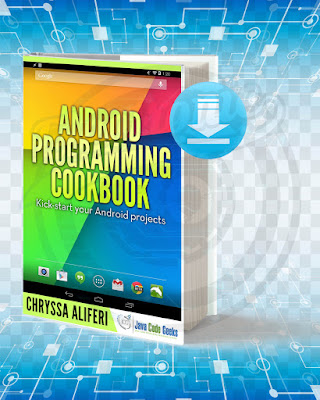 Free Book Android Programming Cookbook pdf.