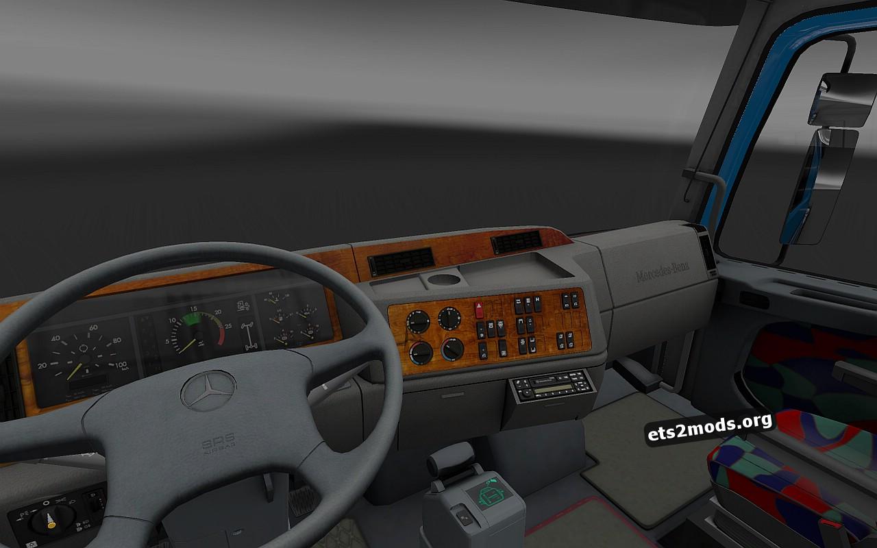 Mercedes Benz MP1 v 2.1.24