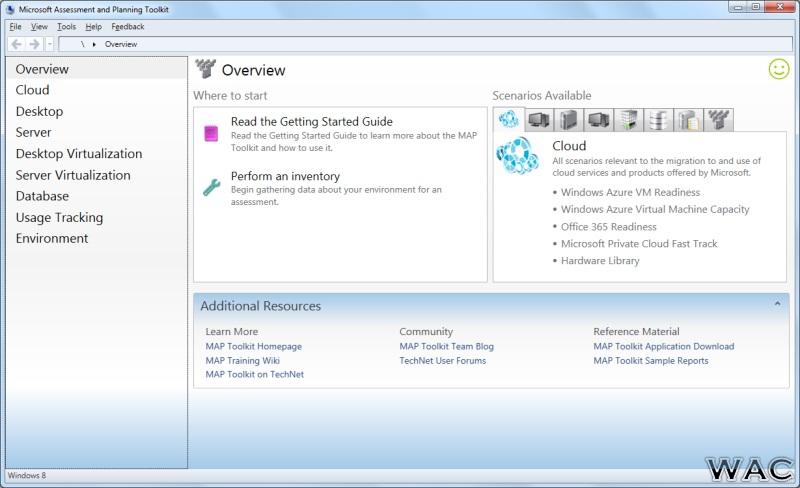 Windows Admin Center  Microsoft Assessment And Planning