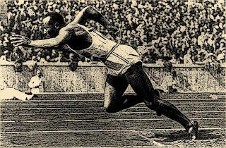 Jesse Owens, el mejor atleta de la historia.