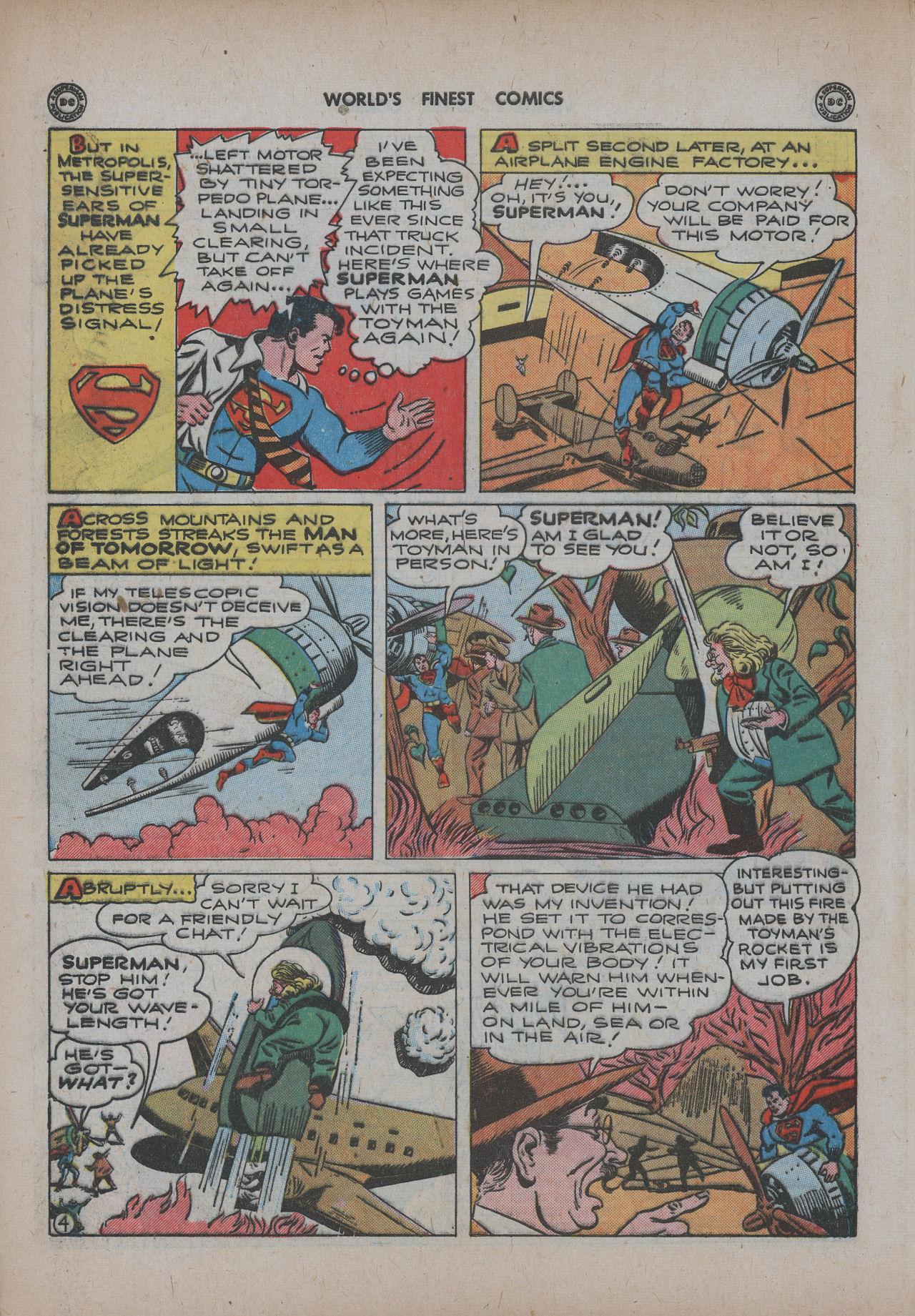 Read online World's Finest Comics comic -  Issue #20 - 6