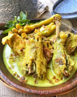 Resep Kare Ayam Kampung By @dianayupuspitasari
