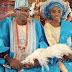 Odunlade Adekola Attends Traditional Wedding Of His Brother Adekola Oyekanmi (Pictures)