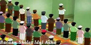 Tata Cara Sholat Idul Adha lengkap dengan gerakannya