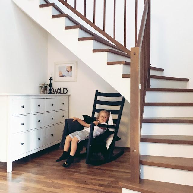 Grinsestern, interior, home sweet home, familie, diy, livingroom