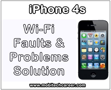 mobile, cell phone, android, iphone repair near me, smartphone, repair, how to fix, solve, repair, Apple iPhone 4s, wifi, wireless internet connection, not open, not connection, faults, problems, solution, kaise kare hindi me, tips, guide, in hindi.