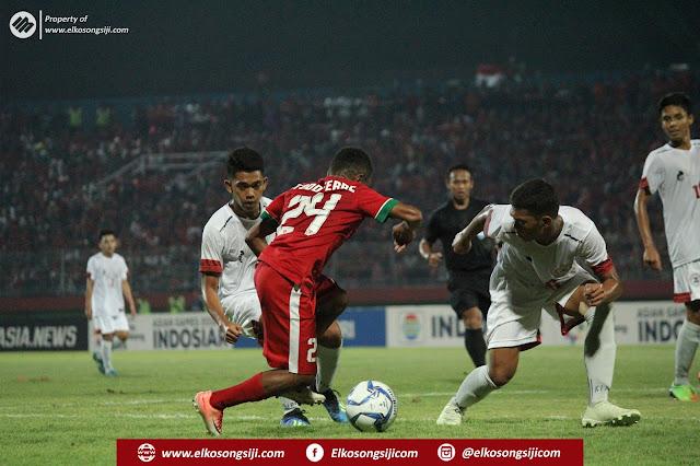 , Timnas U-19 Indonesia Berhasil Mengamankan Tiga Poin Saat Bertemu Timnas U-19 Filipina, Elkosongsiji