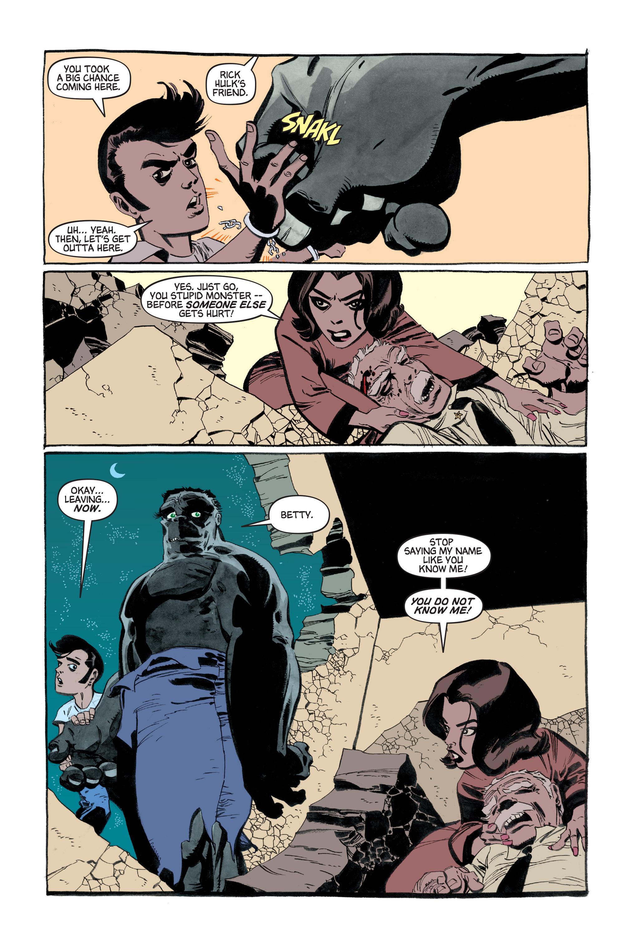 Read online Hulk: Gray comic -  Issue #3 - 19
