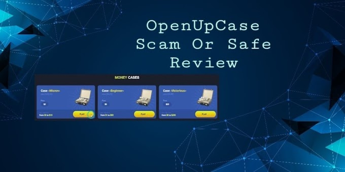 OpenUpCase - sign up / Sign in