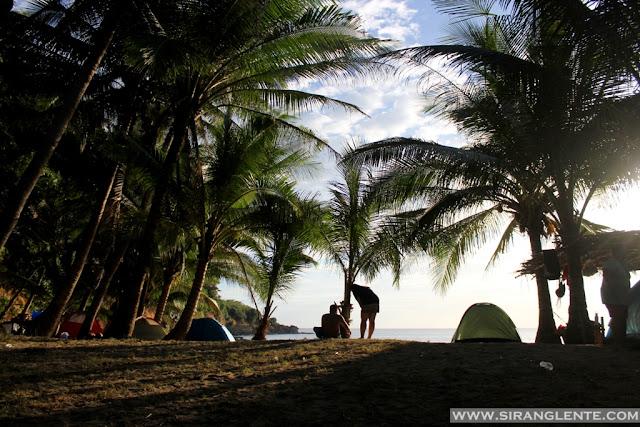 laki beach bataan itinerary