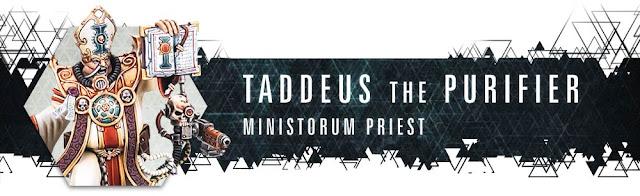 Taddeus el Purificador
