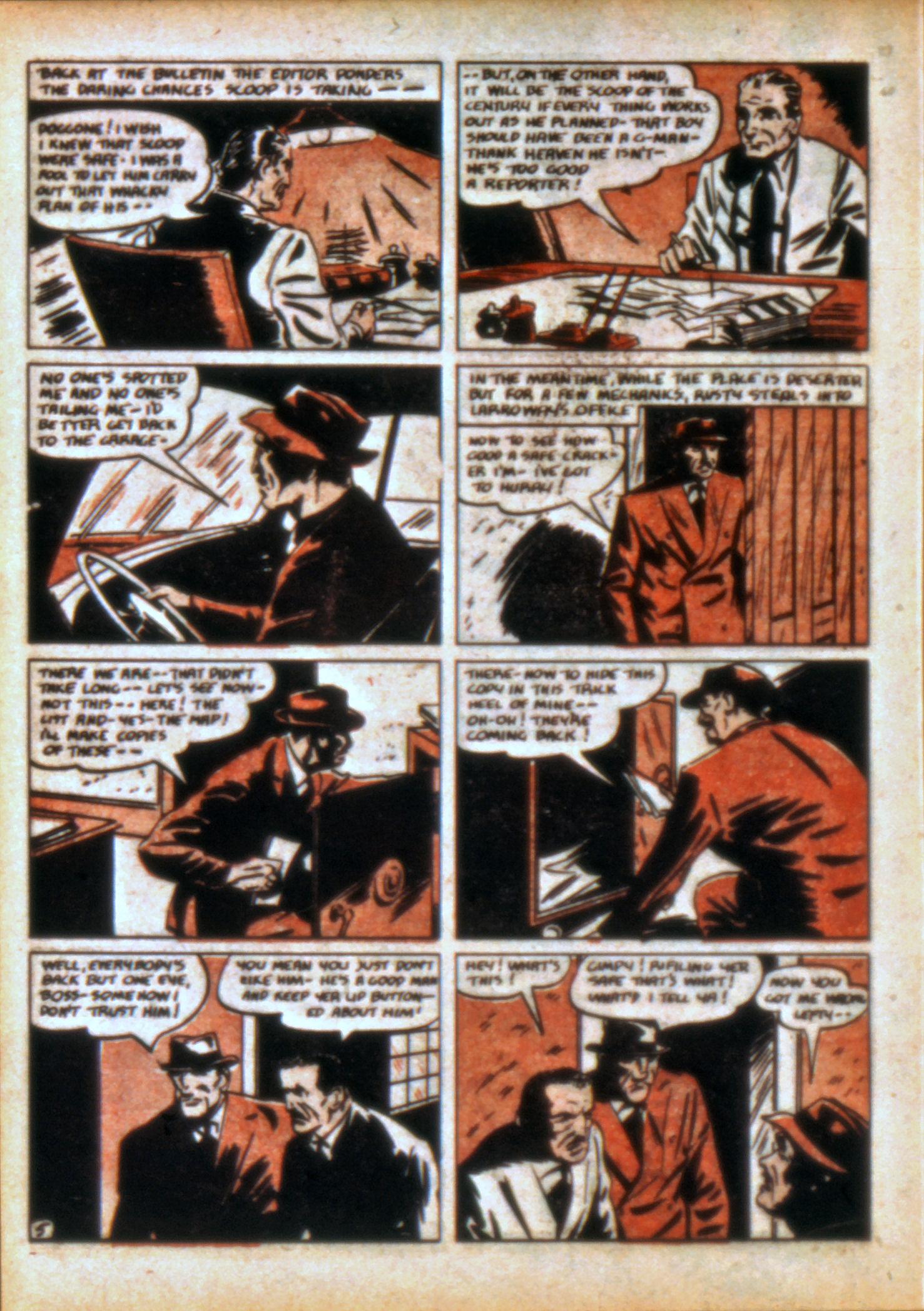 Action Comics (1938) 10 Page 20