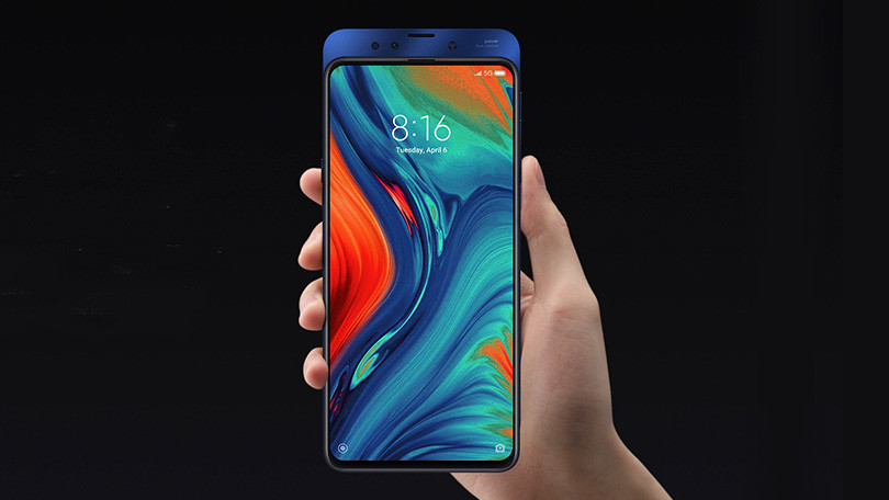 Xiaomi will launch a 5G version of the Xiaomi Mi Mix 3 in May