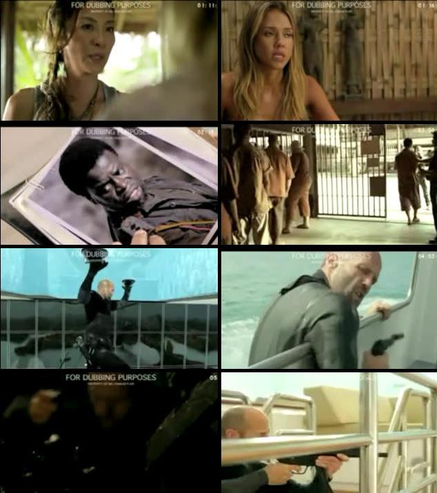 Mechanic Resurrection 2016 English DVDScr x264